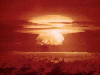 Nuclear Blast Bravo